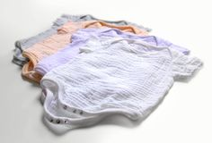 """The lightest most breathable baby onesies! """"Like Us"""" on facebook and look for current coupon codes and giveaways! https://www.facebook.com/LayeredCakeBabyClothingLine/app_79458893817"""