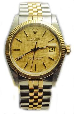 This watch is special for man. It's looking a classic and golden chain it's looking beautiful