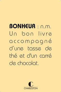 Notre définition du bonheur http://editionscharleston.fr