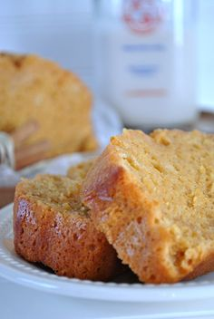 Starbucks Pumpkin Pound Cake - Something Swanky