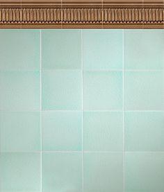 GOLEM Kunst und Baukeramik GmbH | Verlegebeispiel F 10.15 | Golem – In Handarbeit gefertigt. #Shower #Kitchen #Bathroom #Architecture #ArtNouveau #ArtDeco #Design #Tiles #Interior #ceramics #OldTiles #AlteFliesen #NeuesdurchTradition #GOLEMtiles #Architecturalceramics  http://www.golem-baukeramik.de https://www.facebook.com/GOLEMceramics/ https://www.instagram.com/golembaukeramik/