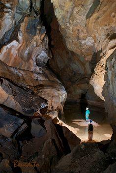 Cueva del Escalón, perteneciente al sistema Cueto-Coventosa. #Cantabria #Spain #Travel
