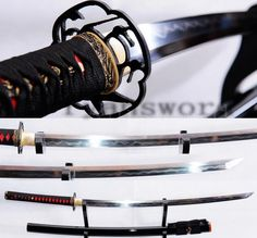 Gabriel, Samurai Swords Katana, Throwing Knives, Japanese Sword, Knives And Swords, Sword Art, Blade, Weapons, Guns