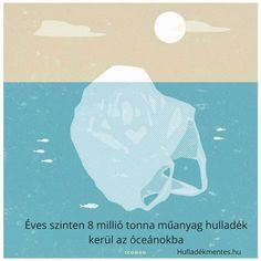 8 million tonnes of plastic ends up in the ocean every year [Steffen Kraft illustration] Save Planet Earth, Save Our Earth, Save The Planet, Environmental Posters, Environmental Issues, Ocean Pollution, Plastic Pollution, Salve A Terra, Wall E