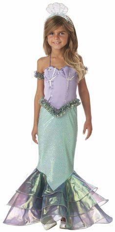 Cute Mermaid costume
