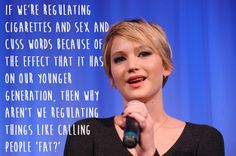 29 Celebrities Saying Sensible Things About Body Image -- Love this! We're all human