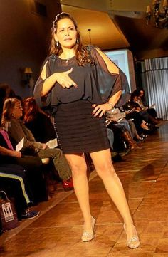 Female gun club holds Concealed Carry Fashion Show