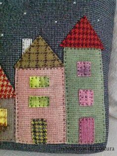 Hace un par de semanas, en una de mis visitas a las tiendas de patchwork, vi en Dcachos unas preciosas lanas americanas teñidas a mano con...