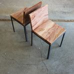 Farmhouse Modern Chair  By Chad & Emily Robertson