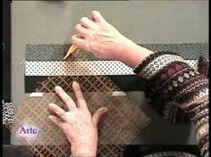 Resultado de imagen de tecnica em patchwork strips