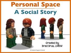 Engage your students with this quality, LEGO social story on personal space. Social stories help students understand social norms and expectations and they MUST be simple, direct, and have meaning to the student. This quality Lego social story helps students understand social rules in a fun, meaningful way that makes sense to them.
