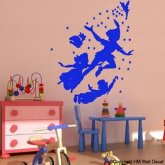 Kids Removable Wall Art Decal | Temple & Webster