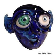 Glass Alchemy - Brilliant Blue - GA0592 - $ 40.00 per pound    We altered the refractive index to make this vibrant blue. It plays well with all colors, especially silver ones. This is a must have for any studio.