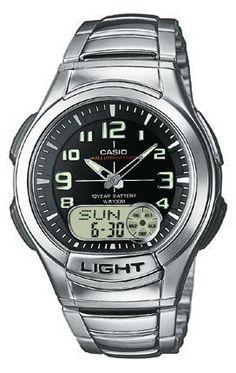 Casio AQ-180WD-1BVES heren horloges op Horlogeloods.nl!