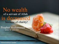 Saying of Prophet Muhammed p.b.u.h.