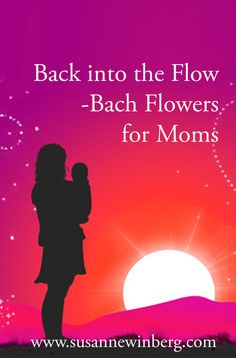 This is a personal story about how Bach Flowers helped me with weaning my child.