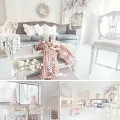 Rooms- your photo place www. Paris Christmas, Your Photos, Shabby, Rooms, Studio, Places, Vintage, Bedrooms, Coins