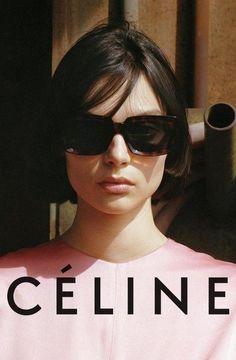 1b903fa3a49d9d Charlee Fraser - Ph  Talia Chetrit for Celine Fall 2017 Editorial Fashion,  Fashion Brand