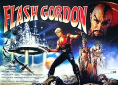 Flash Gordon on April 3, 2015