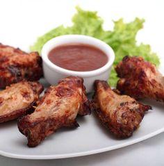 image Salsa Barbacoa Facil, Salsa Ranch, International Recipes, Nachos, Dips, Bbq, Pork, Appetizers, Pasta