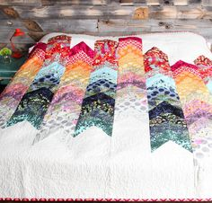 Abacus Quilt Kit - #quiltkit #fabric