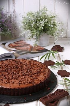 Next Previous Hello! How are you my dear readers? How is the Summer going? Chocolate Cakes, Dessert Chocolate, Easy Desserts, Tiramisu, Oreo, Delish, Food And Drink, Cupcakes, Chocolates