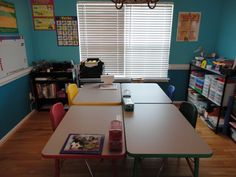 Wonderful family learning space.