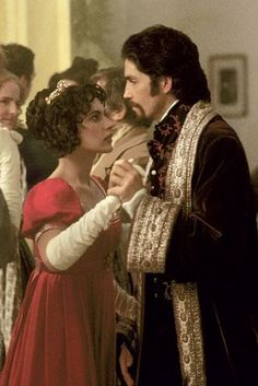 Mercedes and Edmond   The Count Of Monte Cristo