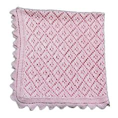 babydecke gestrickt braun rosa produkte. Black Bedroom Furniture Sets. Home Design Ideas