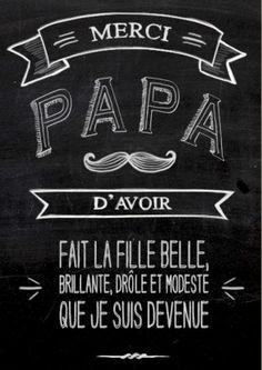 Fête des pères Plus Papa Shirts, Dad Day, Diy For Kids, Fathers Day, Lol, Positivity, Printables, Lettering, Humor