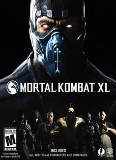 Download [PC Multi] Mortal Kombat XL – PLAZA full version free for pc - https://youtface.com/download-pc-multi-mortal-kombat-xl-plaza-full-version-free-for-pc/