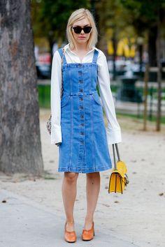 今秋の本命見つけた! 最新デニムカタログ【ワンピース編】   FASHION   ファッション   VOGUE GIRL