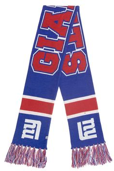 Don't let winter weather keep you from sporting your team in style! We love this skint scarf for gamedays!