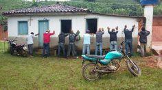 #News  Suspeitos de envolvimento em roubos a postos de combustíveis são presos em MG