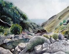 "Check out new work on my @Behance portfolio: ""Watercolor - Merlo, San Luis"" http://be.net/gallery/37019985/Watercolor-Merlo-San-Luis"
