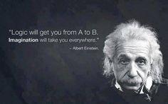 #AlbertEinstein #logic #imagination #everywhere #empowerment #education #leadership #Philadelphia #CommAngels #CAF #USA #GM