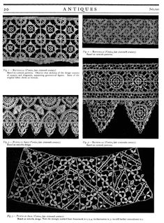 Digital Archive of Documents Related to Lace