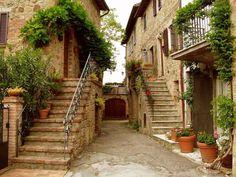adelaparvu.com despre stilul Toscan, peisaje din Toscana, peisaje toscane (3)