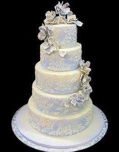 Wedding Cakes - Mike's Amazing Cakes