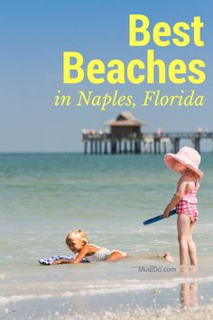 Stretching from Bonita Springs in the north to Marco Island in the south, Naples, Florida beaches offer a beautiful escape for locals and visitors, plus a variety of activities and atmospheres for the perfect Florida vacation.