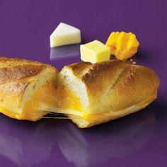 Three Cheese—Cheddar, Provolone