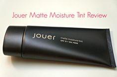 Jouer Matte Moisture Tint Review   The Beauty Branch