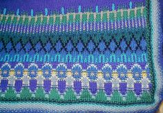 Knitty: Summer 2006, Techinicolor Knitting