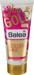 Körperlotion Golden Shine