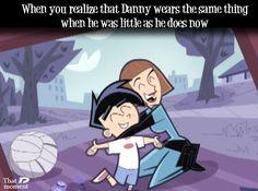 That Danny Phantom moment : Photo