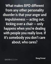 Discover and share Borderline Personality Disorder Quotes. Explore our collection of motivational and famous quotes by authors you know and love. Mental Illness Awareness, Mental Health Illnesses, Mental Health Quotes, Boarderline Personality Disorder, Borderline Personality Disorder Quotes, Bpd Quotes, Bipolar Quotes, Quotes About Bipolar Disorder, Funny Quotes