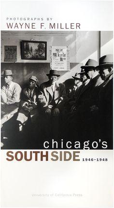Poster: Wayne Miller Chicago's South Side 1946-1948