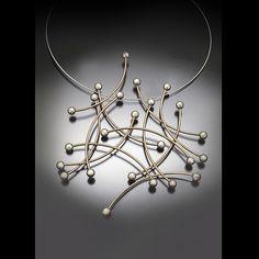 Artist: Aline Sar Category: Jewelry Cottonwood Arts Festival #CottonwoodArtsFest #AlineSar #fineart #jewelry