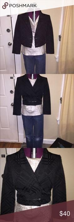 Bcbg, black jacket Bcbg, black jacket BCBGeneration Jackets & Coats Blazers