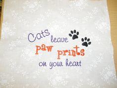 NNC Cat Paw Prints all formats